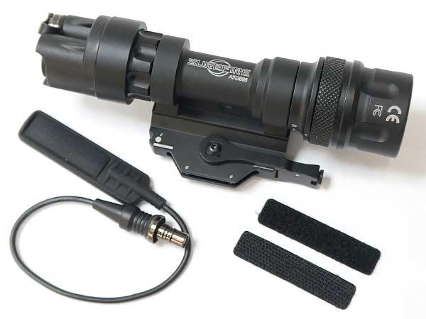 【SUERFIRE タイプレプリカ】M952V WeaponLight Replica
