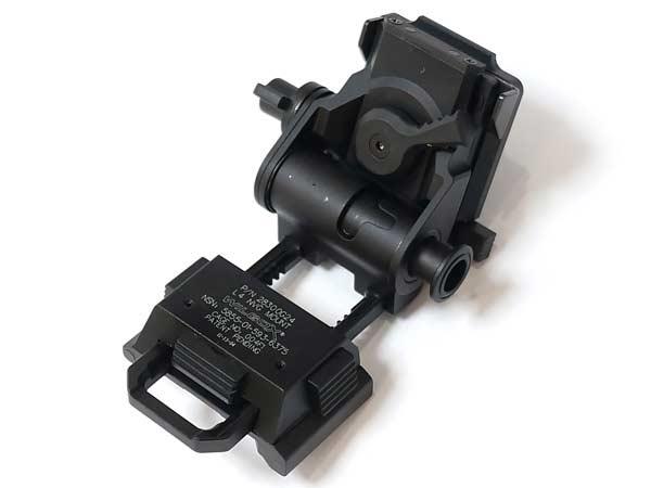 金属製 ウィルコックス L4 G24ナイトビジョンマウントレプリカ(GPNVG-18対応)