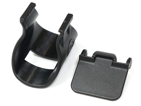 【C-MOREドットサイト対応プロテクターセット】 C-More Red Dot Sight Protector Scope Protector Kit Plastic Black