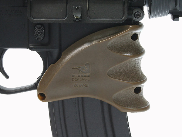 Magazine Well Grip