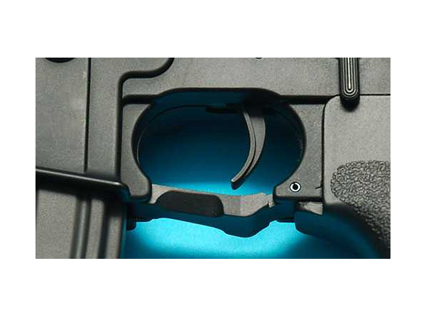 【G&P製】Polymer Trigger Guard (Black) ポリマー・トリガー・ガード BK / COP012B