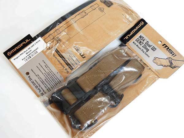 最新【本家米国MAGPUL社実物】Magpul MS4 Dual QD Sling Gen2 (マグプル実物MS4 Gen-2 QDスリング)
