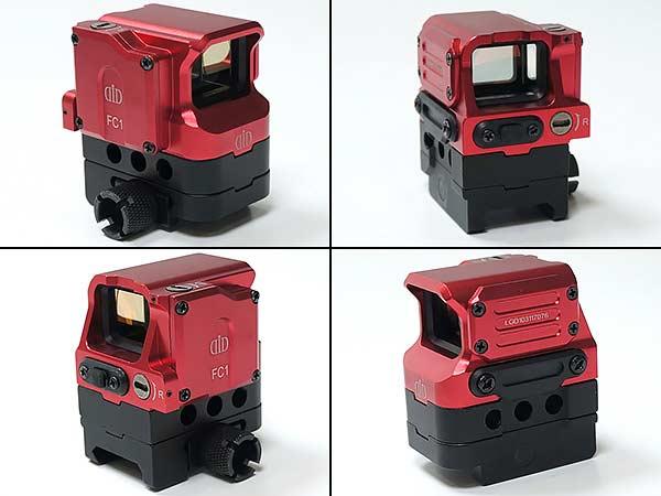 【DI OPTICAL USAタイプレプリカ】FC1 REDドットサイト レプリカ / DI OPTICAL type FC1 Dot Sight Replica