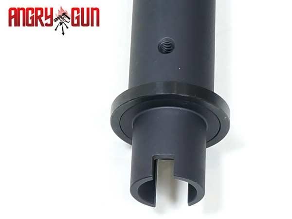 【AngryGun製】M4 Milspec Outer Barrel (ミリタリータイプアウターバレル)