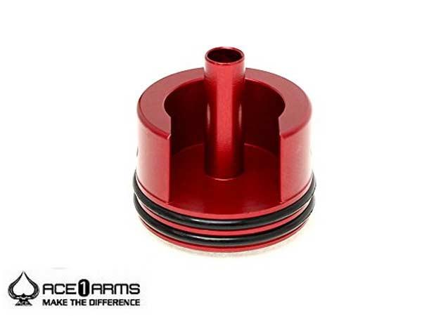 ACE1ARMS A7075 シリンダーヘッド Ver2 ショート用 (AEG/電動ガン用)A-CH-V2S
