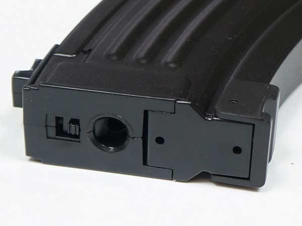 【APS製】AK47スタイル 多弾数マガジン( 600連 )