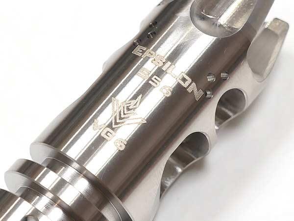 VG6 コンペンセイター マズルブレーキ ハイダー