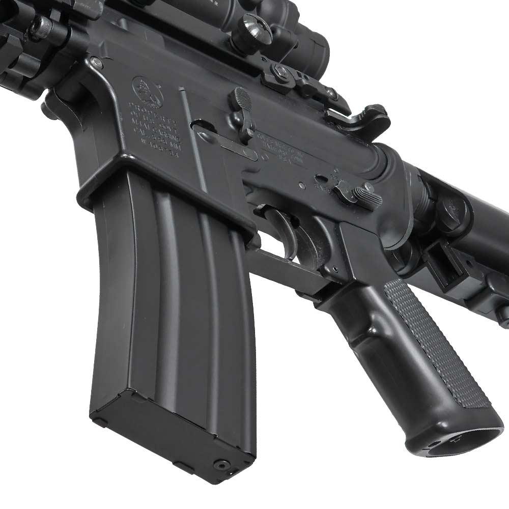 スタンダード 電動ガン M4シリーズ対応 スペアマガジン 70連 スチール製