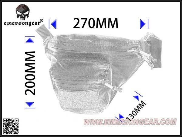 EmersonGear Multi-function RECON Waist Bag