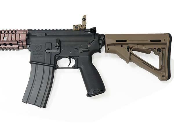 ELEMENT GFG Mod 0 Grip [GBB-AR] / EX349