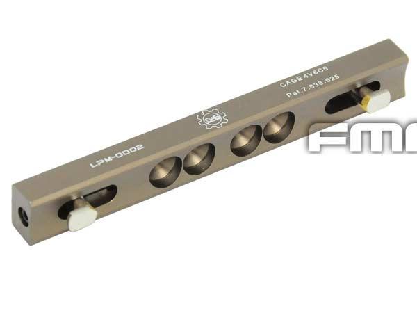 LOWPRO MOUNT REPLICA(アルミCNC) DEカラー / TB337