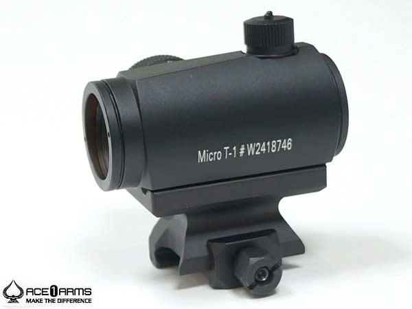 【ACE1 ARMS】 Geissele Super Precisionタイプ T1/T2オプティックマウント
