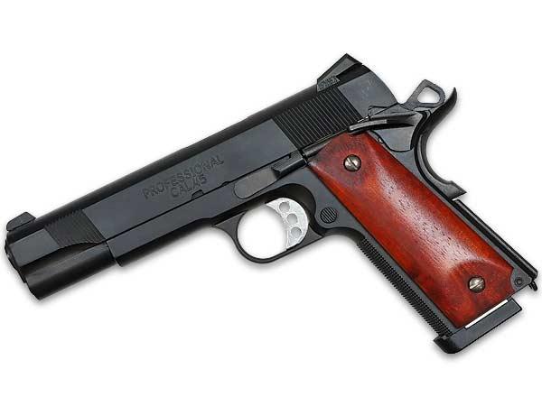 【ARMY FORCE製】ガスブローバックガン M1911/MEU用 リアルウッド ピストルグリップ【GP040】