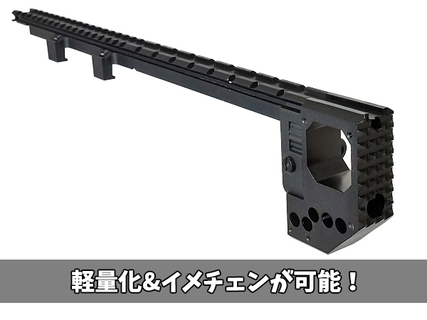 【ARMY FORCE製】 東京マルイ電動ガン MP5対応 ストライク フェイス キット