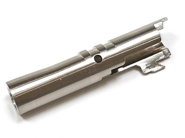 デトニクス.45用 メタルアウターバレル 金属製 SV(シルバー)