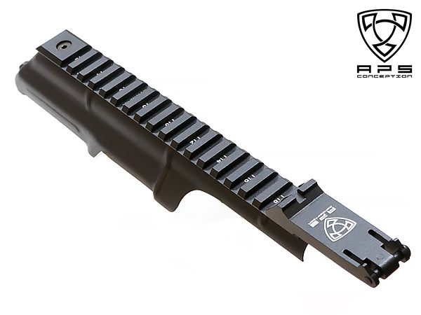 【APS製】APS AK アッパーレシーバー バッテリーカバー 金属製 / AEK033