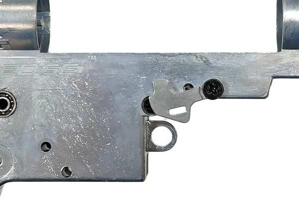 [ APS製 ] 電動ガン用 クイックリリース 8mm ベアリング メカボックスAPS-22