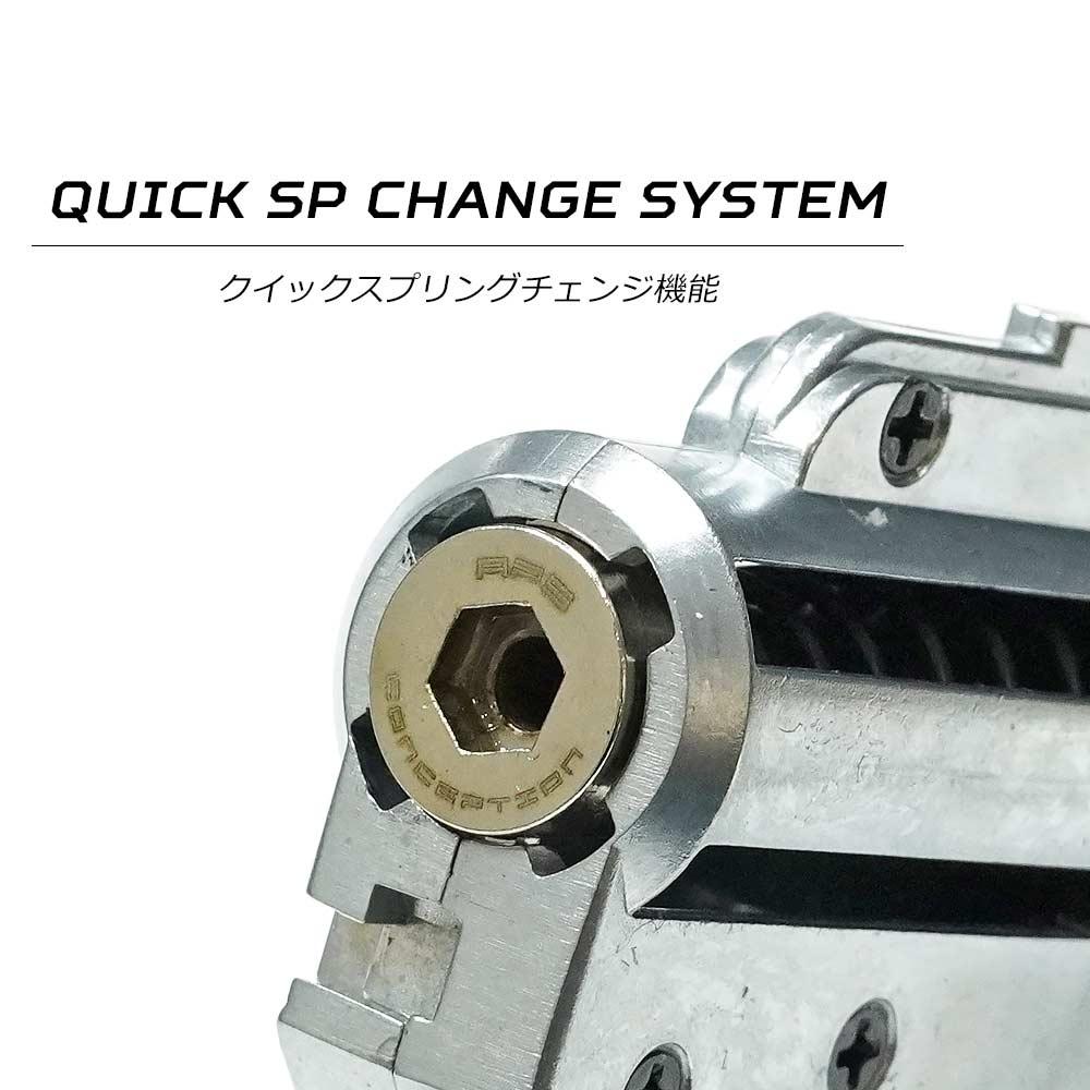 APS シルバーエッジ Silver Edge SDU ギアボックス