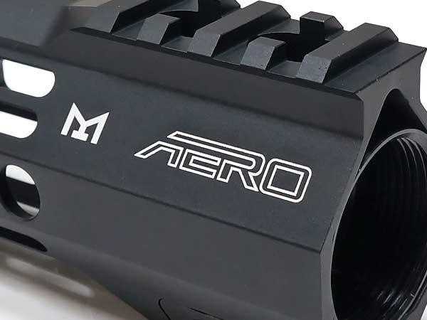 エアロ AERO ハンドガード Mロック MLOK エムロック M4 次世代電動ガン ガスブローバックマシンガン