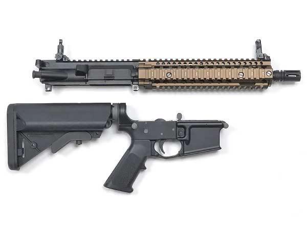 COLT M4 MK18 MOD1 CYBERGUN ATW