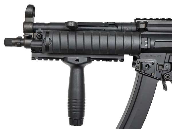 CY-C52 電動ガン MP5用 レイルハンドガード アウターバレル セット