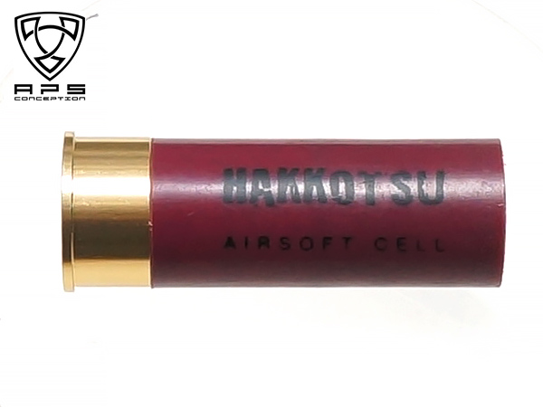 【APS製】APS ショットシェル 4 個セット【CAM 870 MK2-J 専用】 (レッド) / CAM124