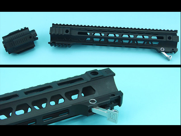 SAILENT ARMS Jailbreak ロングハンドガード / Long Railed Handguard with SAI QD System / GP-COP098L