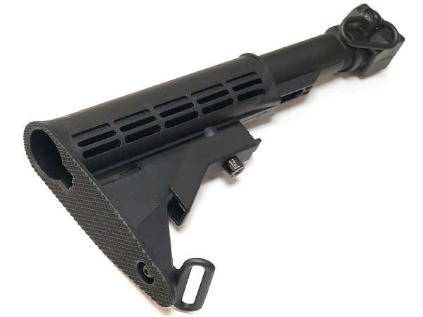 CYMA(シーマ)製 CY-C56 電動ガン AK用 M4 6ポジション スライドストック