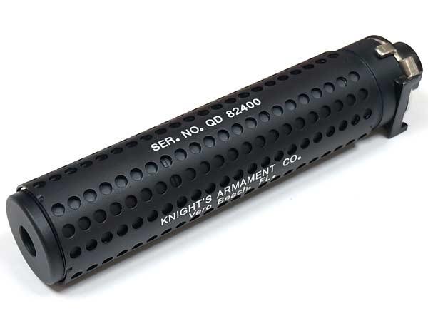 KACタイプ M4 QDサイレンサー / 東京マルイ M4対応 (14mm逆ネジ/CCW)CY-M028