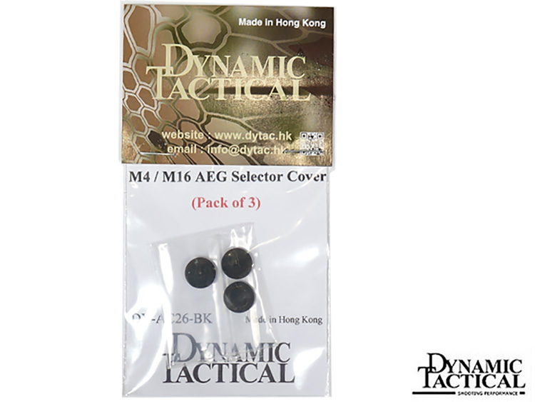 【DYTAC製】M4/M16 AEG Selector Cover