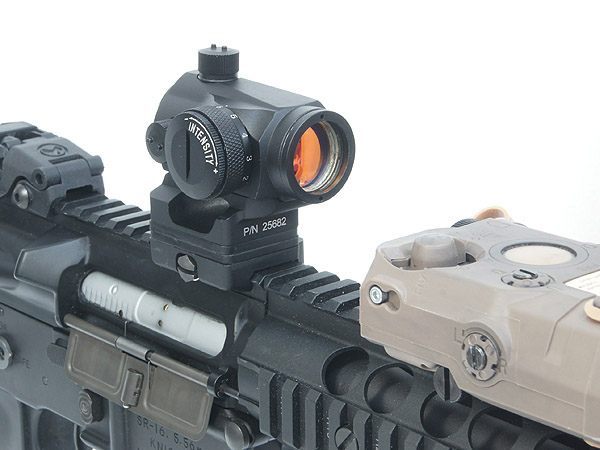 DYTAC製【KACタイプ】QD Mount for T-1 Dot(DY-MT07-BK)