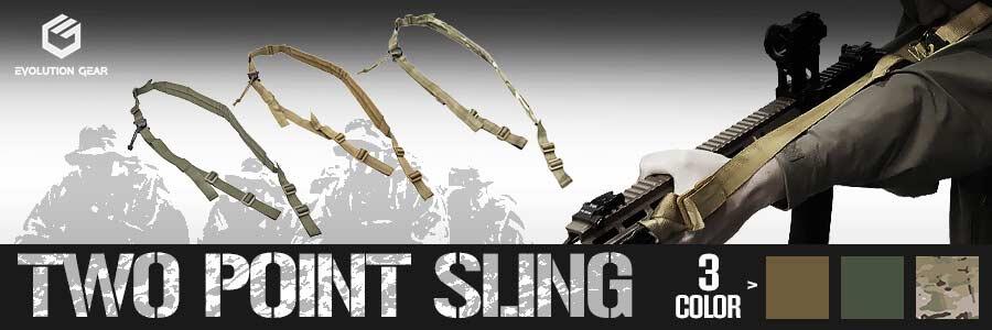 Evolution Gear エボリューションギア VTAC ツーポイント スリング