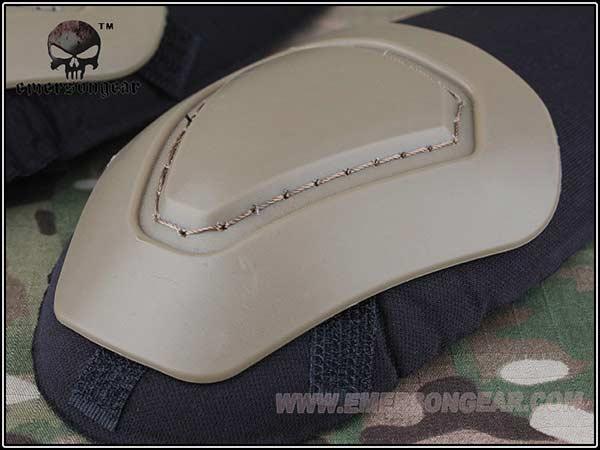 EMERSON製 CPスタイル コンバットエルボーパッド DE