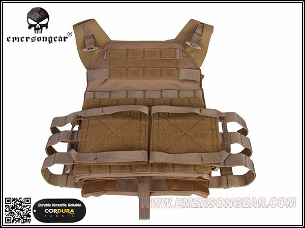 EMERSON製【CRYE Precisionタイプレプリカ】Skirmich Jumper Plate Carrier 2.0