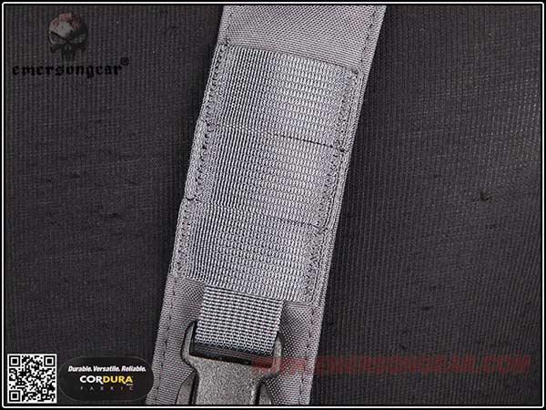 【EMERSON製】D3CR タクティカルチェストリグ / EmersonGear D3CR Tactical Chest Rig / EM7442MCBK