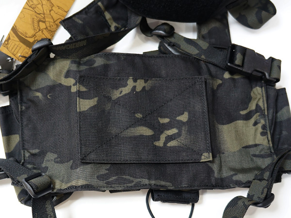 EmersonGear D3CR Tactical Chest Rig / EM7442MCBK