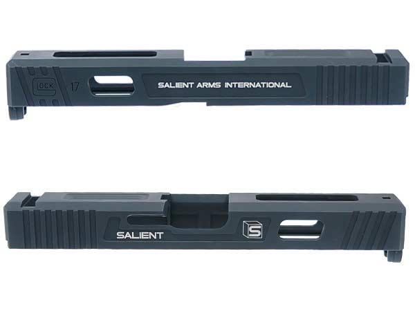 【GUARDER(ガーダー)製】【Salient Arms Internationalタイプレプリカ】SAIカスタム アルミスライド