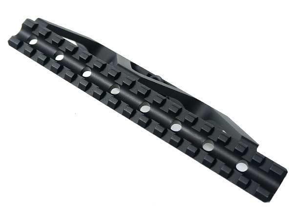 高精度CNC【Midwest Industries タイプレプリカ】MI AK47/AK74 Side Rail Scope Mount Replica(刻印入)