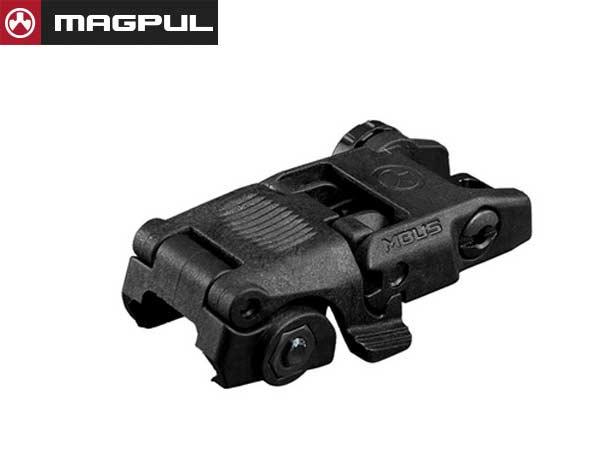 【本家米国MAGPUL社実物】 MAGPUL MBUS Sight Rear Gen2 MAG248