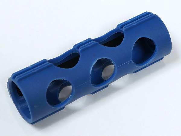 【SHS製】電動ガン メカボックス Ver2,3用強化ポリマー製 ピストン(金属歯)