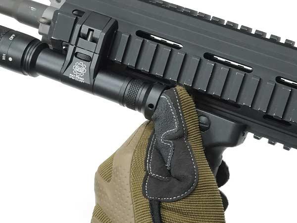 M600V S&S フラッシュライト オフセット