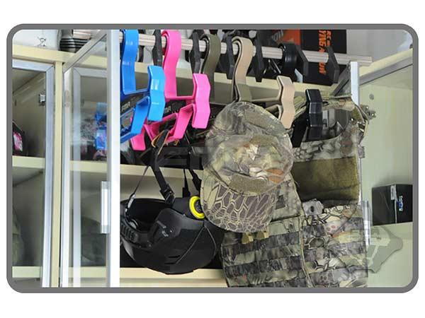 【FMA製】Heavyweight Tactical Hangers ヘヴィーウエイト タクティカル ハンガー TB1015