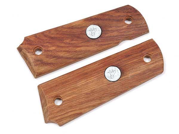 ガバメント MEUシリーズ グリップ 木製