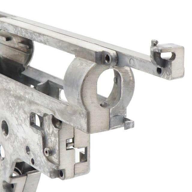 【ARMY FORCE製】 次世代 M4シリーズ対応 メカボックス 8mmベアリング対応 亜鉛合金製 / ARMY-025
