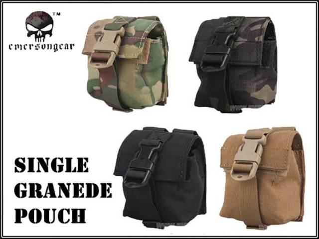 EmersonGear LBT Style Single Frag Grenade Pouch / EM6369