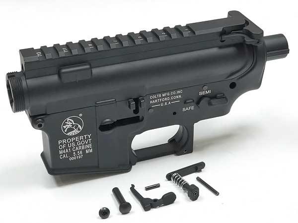 M4 M16 メタルフレーム スタンダード電動ガン対応