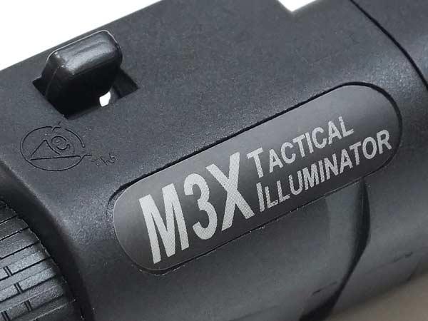 ex175 element m3x タクティカルライト