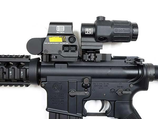 EXPS G33 イオテック ホロサイト ブースター