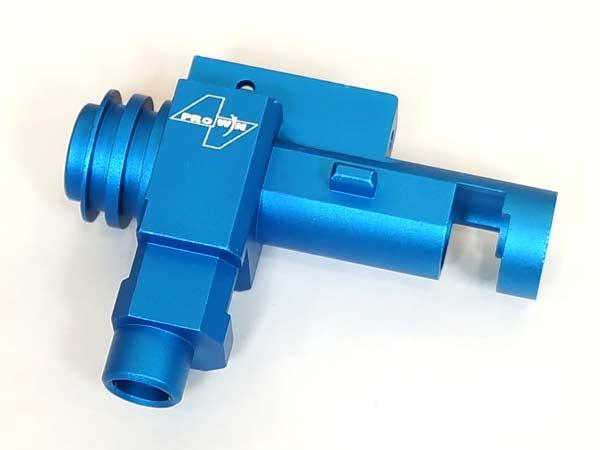 ProWin製★東京マルイ系M4電動ガン用CNCアルミ製ホップチャンバーセット