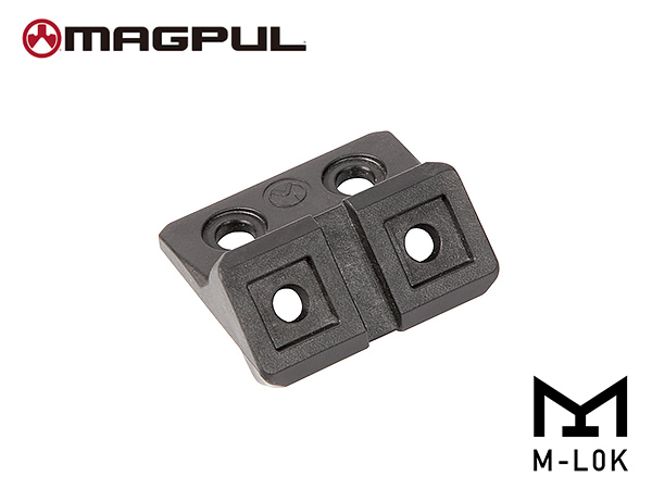 【本家米国MAGPUL社実物】Magpul M-LOK OFFSET LIGHT MOUNT, POLYMER